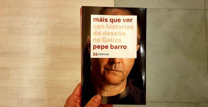 """O Ateneo Atlántico presentará o libro """"Máis que ver. Cen historias do deseño na Galiza"""""""