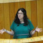 Noa Presas denuncia a incapacidade do PP para acabar coa estafa da tarifa do Avant en Ourense