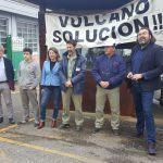 En Común Unidas Podemos pide unha solución «para garantir a carga de traballo en Vulcano»