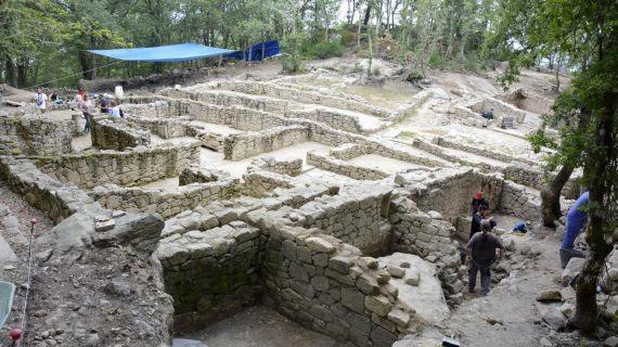 O Geaat volverá a escavar no Castro de Armea en xullo