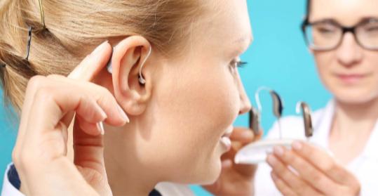 Audífonos, una solución de alta tecnología para todas las edades
