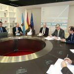 A Xunta avalía con Atiga novas iniciativas para seguir avanzando no impulso dos centros tecnolóxicos galegos