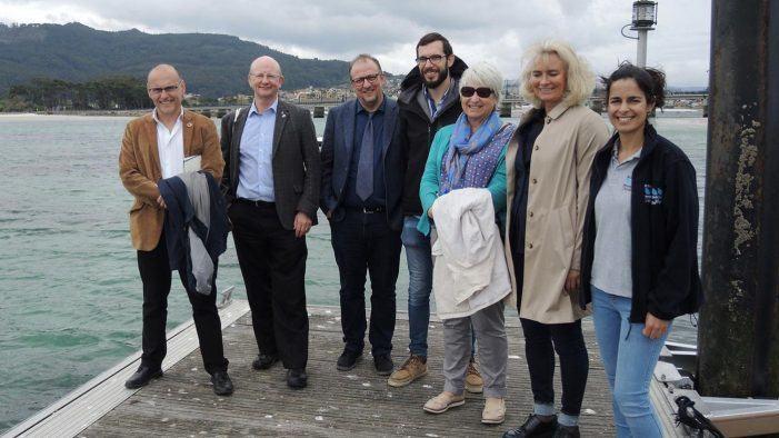 O CIM-UVigo recibe a visita dun comité asesor externo