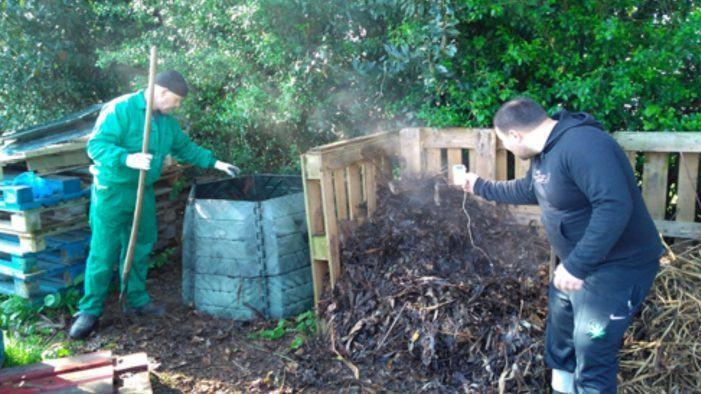 ADEGA e Ecos do Sur impulsan un proxecto de agrocompostaxe