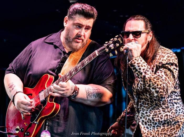 Único concerto en Galicia Nick Moss Band (Chicago) en Vigo o 31 de Maio non ciclo Internacional de Blues, Mais que Blues 2019.
