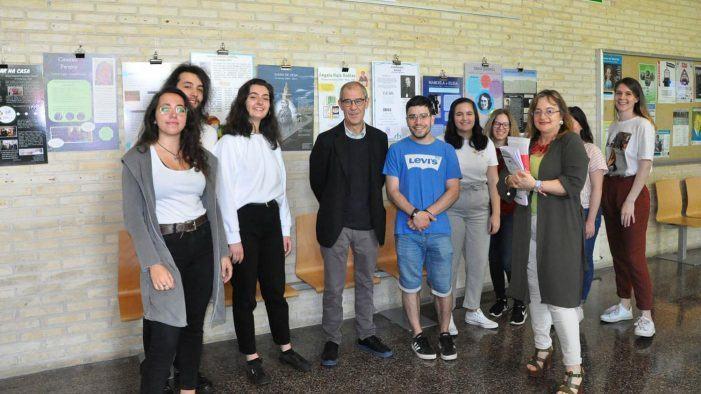 Filoloxía e Tradución trae a Vigo unha mostra sobre a historia da educación en clave feminina