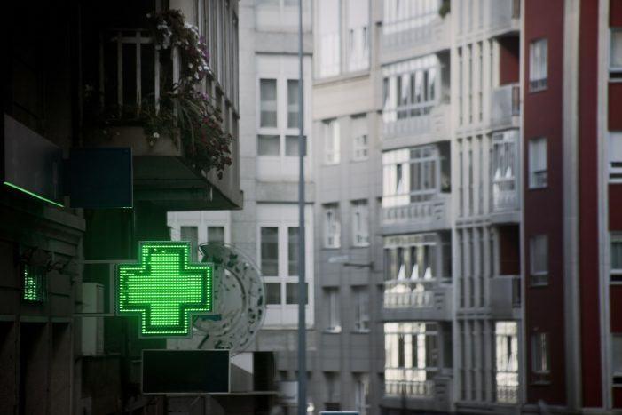 Sanidade adxudicará mañá 41 novas oficinas de farmacia