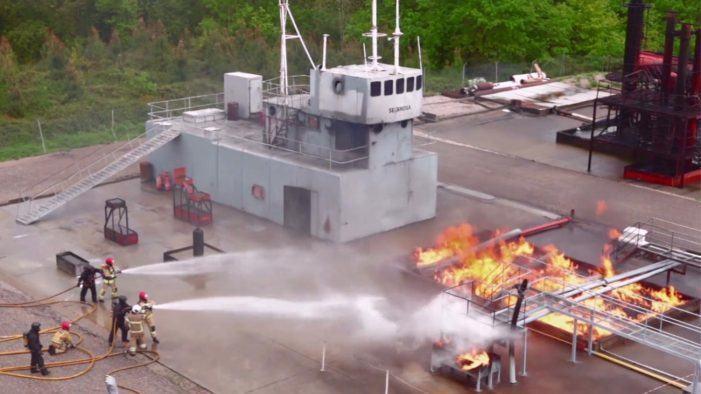 O proxecto FIRE-RS constata a efectividade da súa tecnoloxía para mapeado e predición do comportamento de incendios