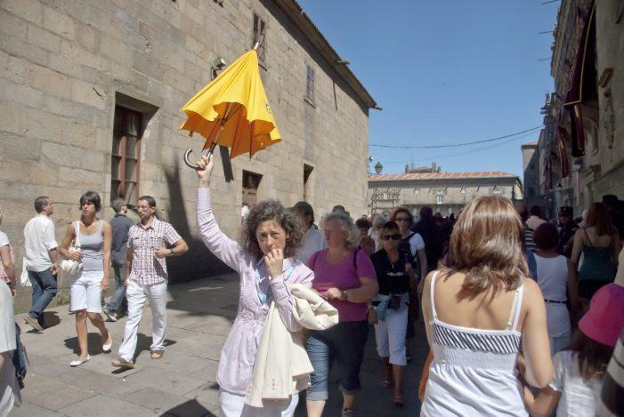 Máis de 250 persoas examinaranse mañá na primeira das probas para a habilitación de guías de turismo especializado en Galicia