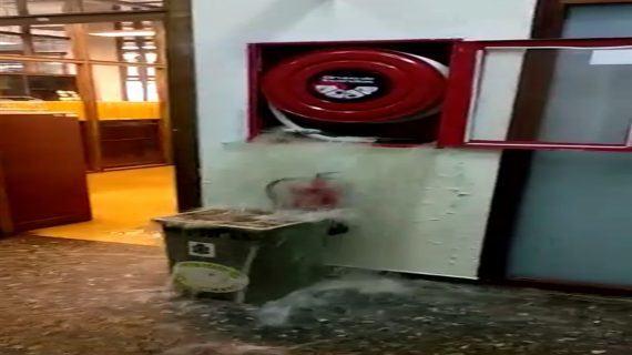 O Concello de Vigo fíxose augas