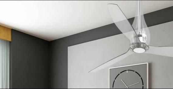 Últimas novedades en ventiladores de techo