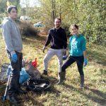 A OMA segue na procura de voluntariado para minimizar os impactos ambientais no campus de Vigo