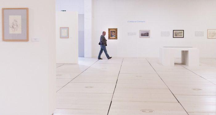 """Máis de 5.700 persoas contemplaron no museo ao longo de seis semanas a exposición """"Carlos Maside en Combarro, 1952"""""""