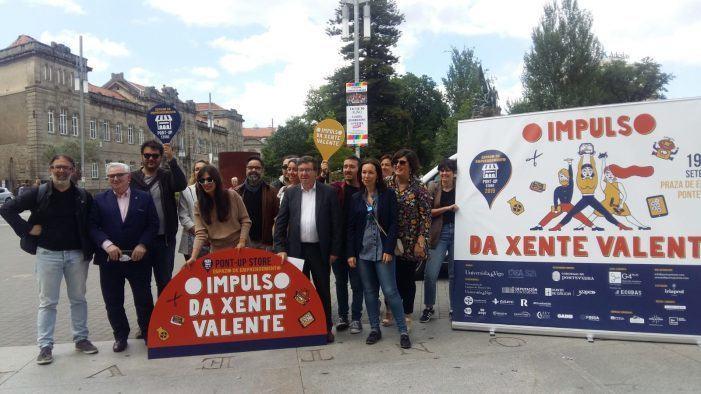 Pont Up Store, o mellor escaparate de Galiza para o talento emprendedor