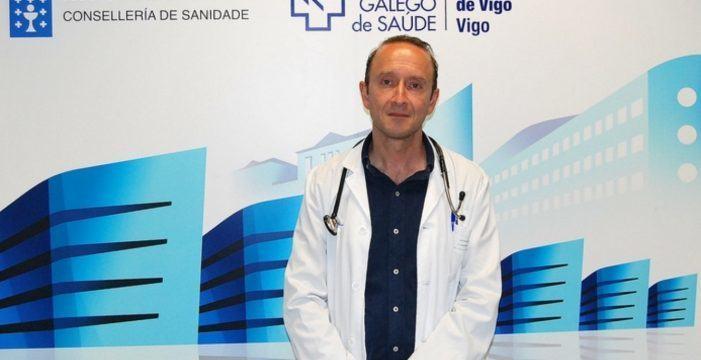 O Dr. Legarra novo xefe de servizo de Cirurxía Cardíaca