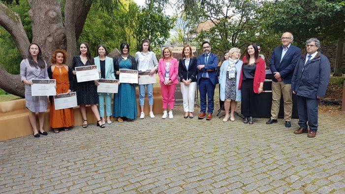 Os terceiros premios Sofía Novoa da Deputación de Pontevedra enchen de igualdade o Pazo de Gandarón
