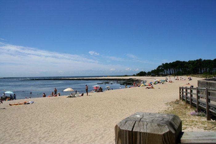 A Deputación saca a licitación as obras de mellora do acceso á praia do Muíño da Guarda por case 200.000 €
