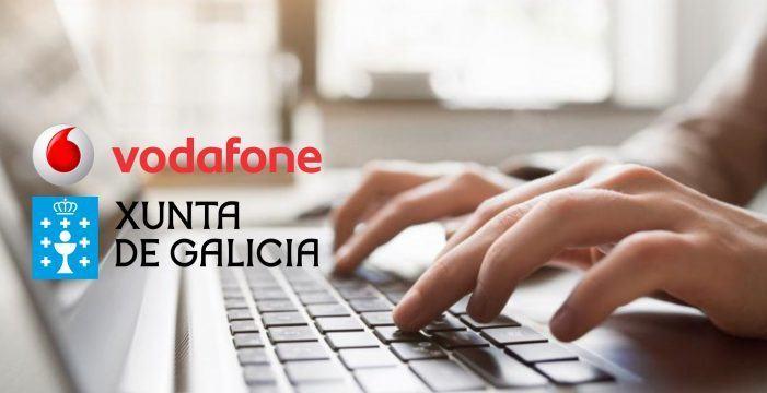 A Xunta de Galicia e a Fundación Vodafone España lanzan o reto DigiCraft online aos 50 centros que participan no programa