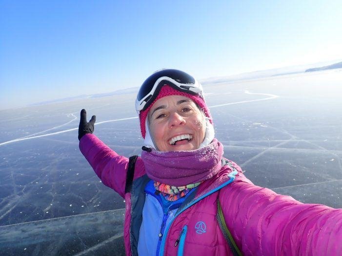 """A alpinista Verónica Romero será este venres protagonista da conferencia da Deputación de Pontevedra """"O espazo natural como ámbito de vida"""""""