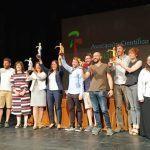 A profesora Mª José Bravo Bosch recolle dous galardóns no IV Festival de cine arqueológico de Castilla y León