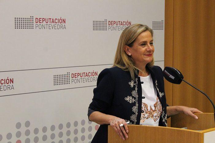 A Deputación de Pontevedra mostra o seu apoio a Bicos de Papel, a asociación de familiares e crianzas oncolóxicas do Hospital Álvaro Cunqueiro de Vigo