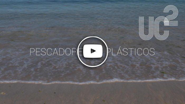 'Pescadores de plásticos', novo vídeo da Unidade Cultura Científica e da Innovación
