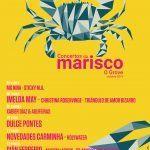"""Comeza a promoción da Festa do Marisco con outro grande cartel musical para os """"Concertos do Marisco"""""""