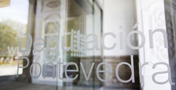 Tres positivos confirmados por Covid19 de tres persoas traballadoras da Deputación de Pontevedra