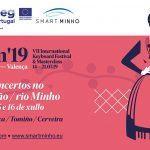 O AECT Rio Minho colabora co IKFEM 2019 a través da iniciativa 'concertos no río Miño'