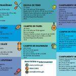 Últimos días para anotarse nos campus e campamentos de verán organizados polo Concello