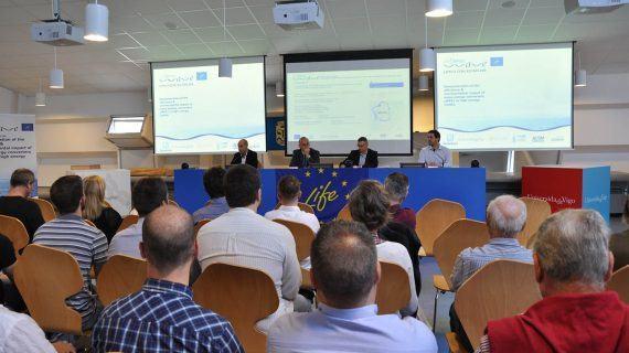 Un proxecto europeo sitúa a Galicia como unha das zonas do mundo con maior potencial para xerar enerxía eléctrica a partir das ondas