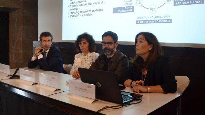 Inditex anima á comunidade universitaria a investigar sobre sustentabilidade aplicada ao téxtil