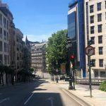 La Policía Local interviene en una discusión entre una pareja en la calle Alfonso XIII