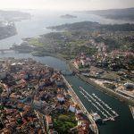 A Xunta licita a elaboración do proxecto e a execución do novo emisario submarino da depuradora dos Praceres, na ría de Pontevedra, por máis de 12 millóns de euros