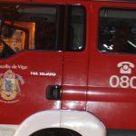 Unha freidora e a campá extractora afectadas nun incendio en Rosalía de Castro