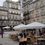 Como empezou a problemática da proliferación de mesas e cadeiras na vía pública en Vigo?