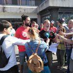 Os bombeiros/as de Vigo convocan folga por primeira vez na historia do servizo