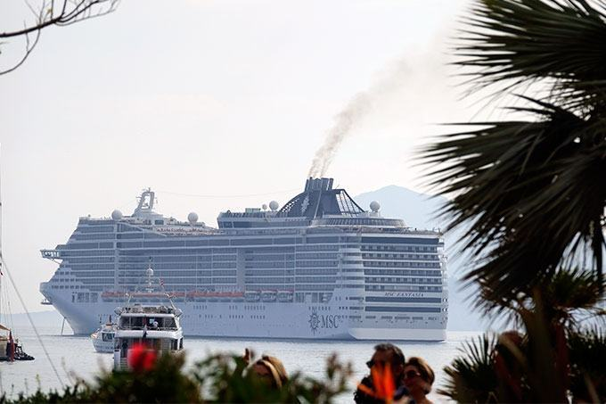 Clasificación de cruceiros NABU 2019: tímidos avances na calidade do aire