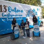 A 13ª edición do Outono Gastronómico en turismo rural presenta a súa oferta en Santiago con preto de 90 casas participantes