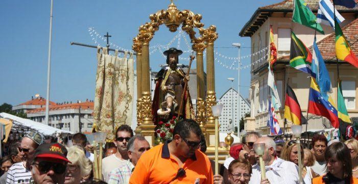 Este é o programa das festas de San Roque de Vigo