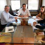 O AECT Rio Minho visita o municipio portugués de Águeda para coñecer o seu sistema de alugueiro de bicicletas eléctricas