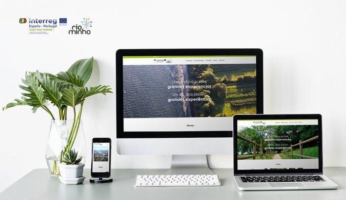 O proxecto ecoturistico de cooperación europea 'Visit Rio Minho' estrea web
