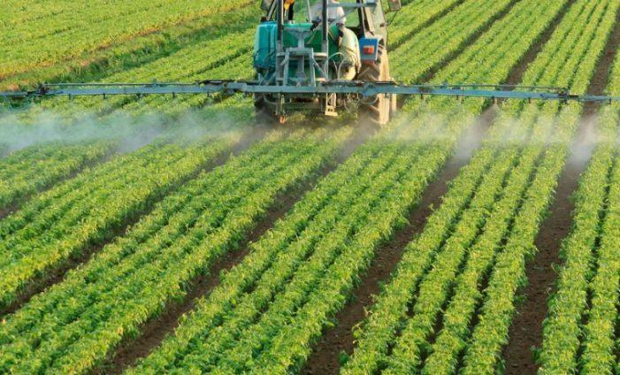 España aposta polos tóxicos agrícolas