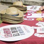 A campaña de igualdade da Deputación de Pontevedra chega ás festas de Cangas