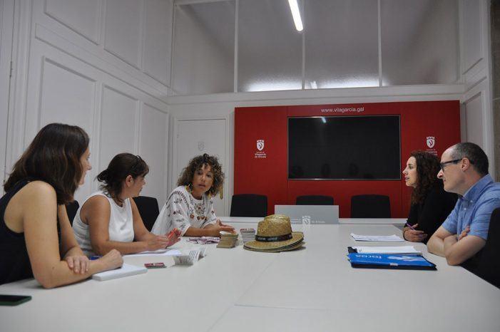 A Deputación de Pontevedra volve levar a súa campaña de igualdade para previr agresións sexuais ao festival Revenidas