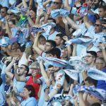 O RC Celta agradece á súa afección o seu apoio e exemplar comportamento no primeiro partido de Liga