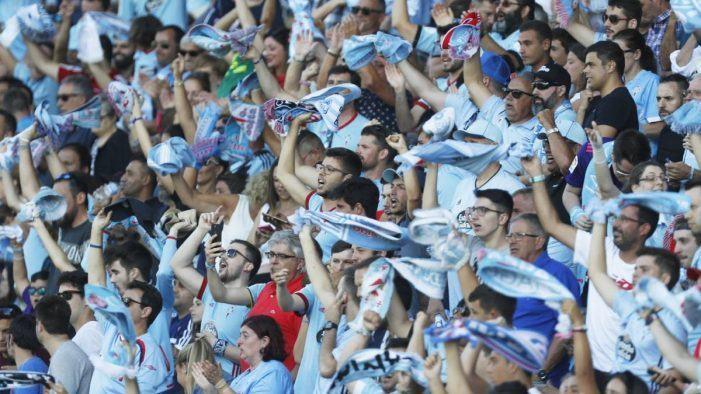 Óscar García busca el domingo la primera victoria como entrenador del Celta de Vigo