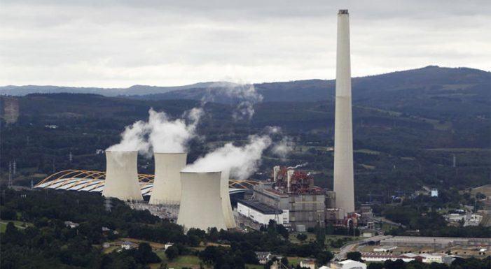 Reclaman medidas concretas para que a paralización da central térmica das Pontes non afecte ao emprego