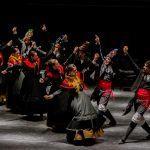 O ciclo da Xunta 'Danza 3' remata esta fin de semana en Sanxenxo e Allariz tras 12 citas co baile e a música tradicionais