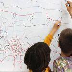 ExpresARTE, un modo de fomentar a inclusión e interacción social a través da expresión plástica